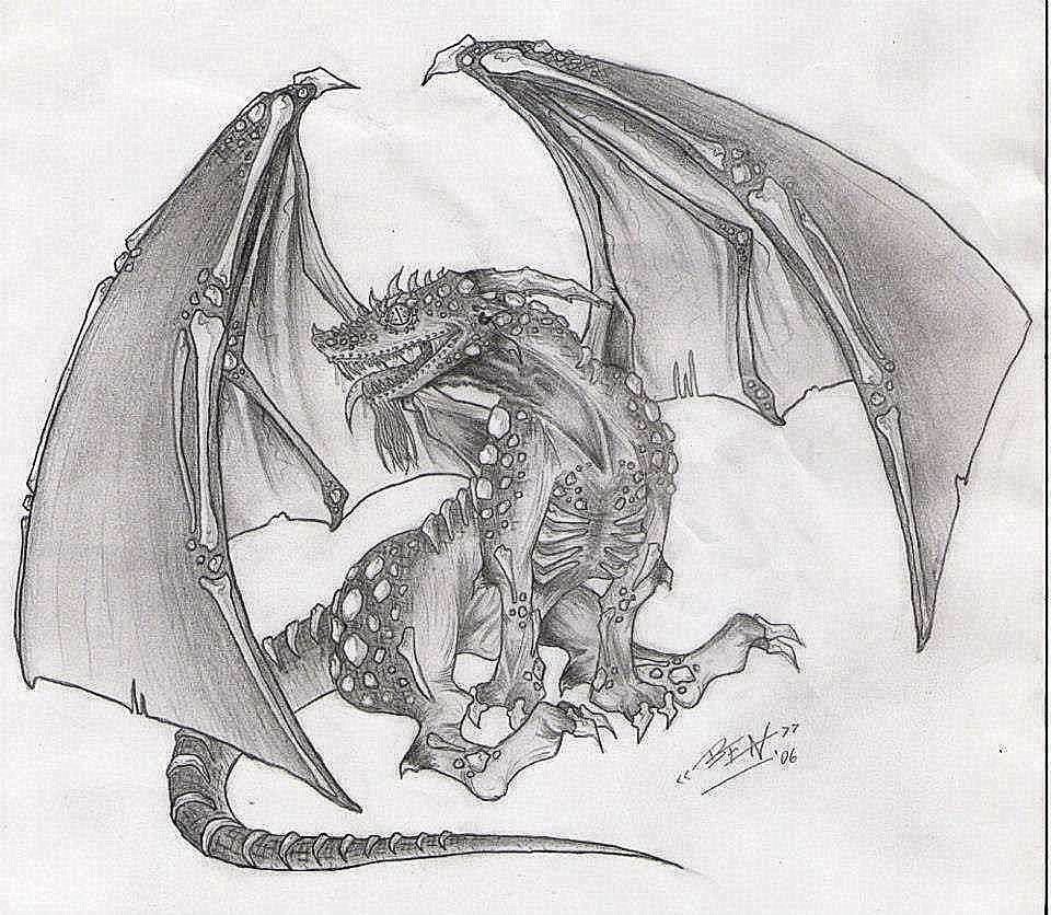 Drawings by Benjamin Schwartz