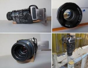 Handmade camera