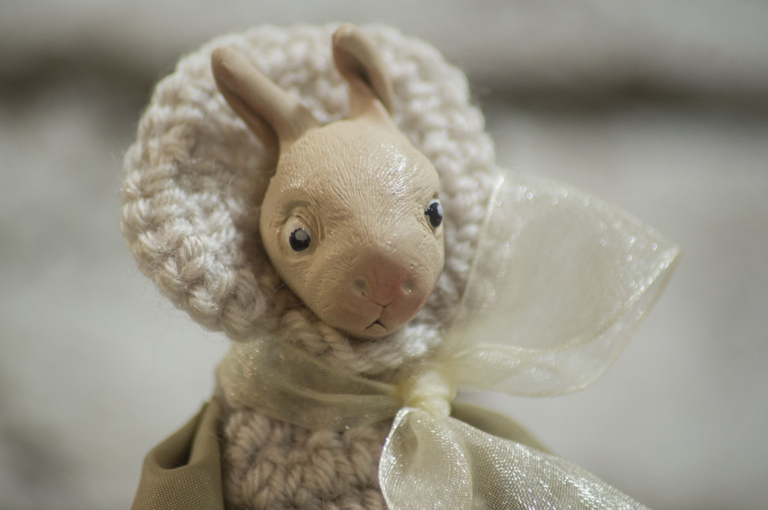 Handmade dolls by Anna Markova