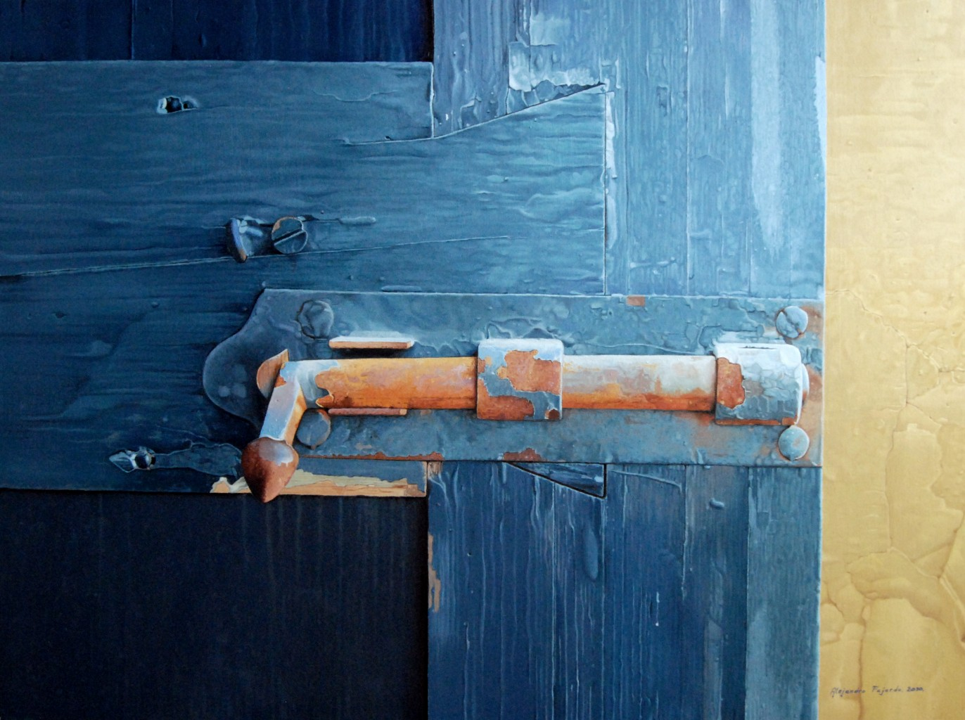 Oil Paintings by Alejandro Fajardo