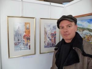 Painter Georgi Terziev