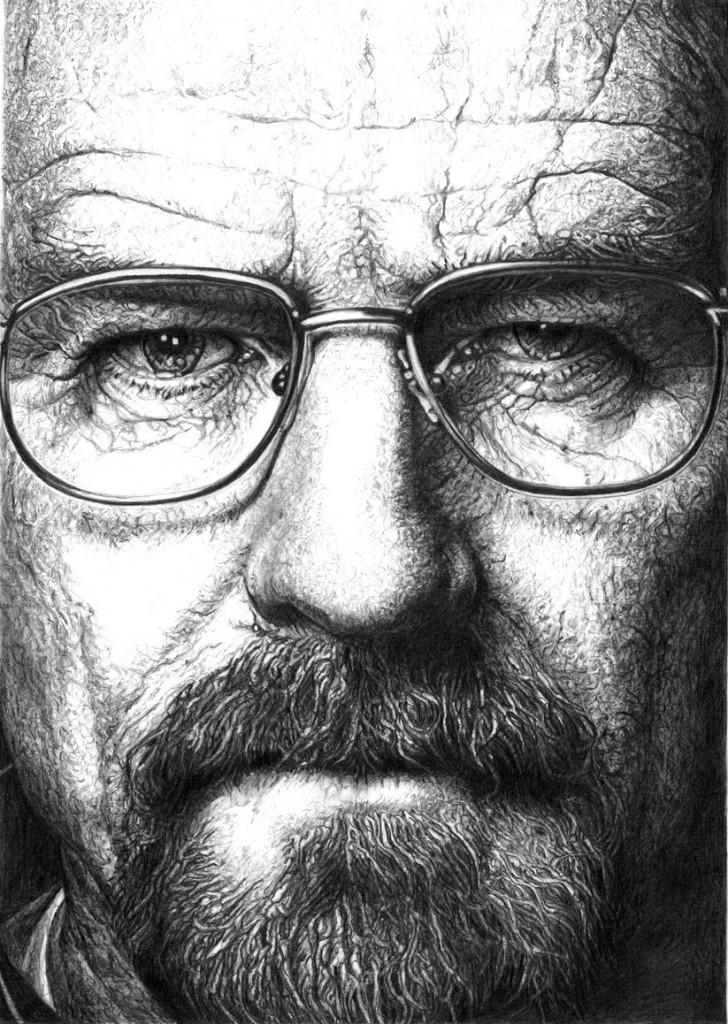 Pencil Portraits by Yana Wolanski