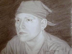Artist Jason Cirignano