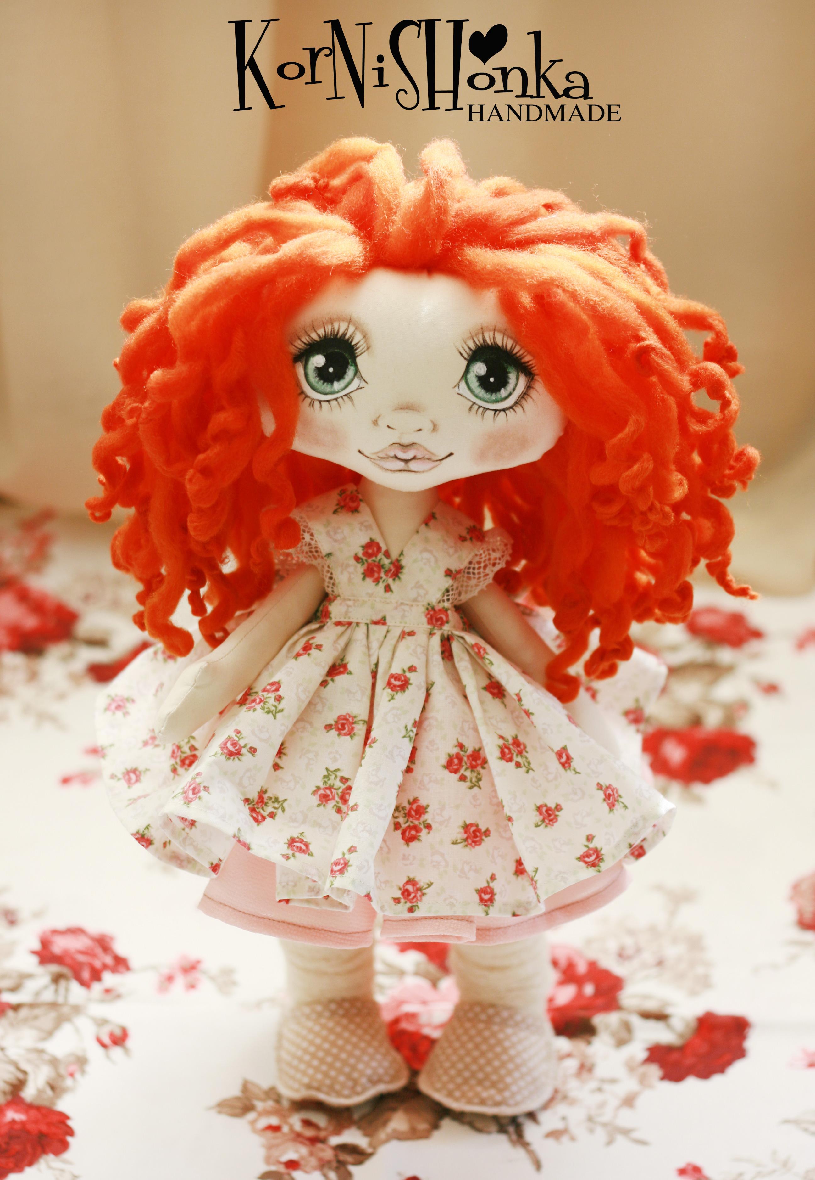 handmade dolls by korneliya haralanova