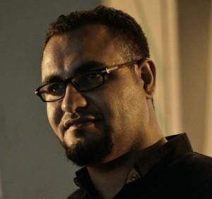 Artist Mohammed Al-Nasser