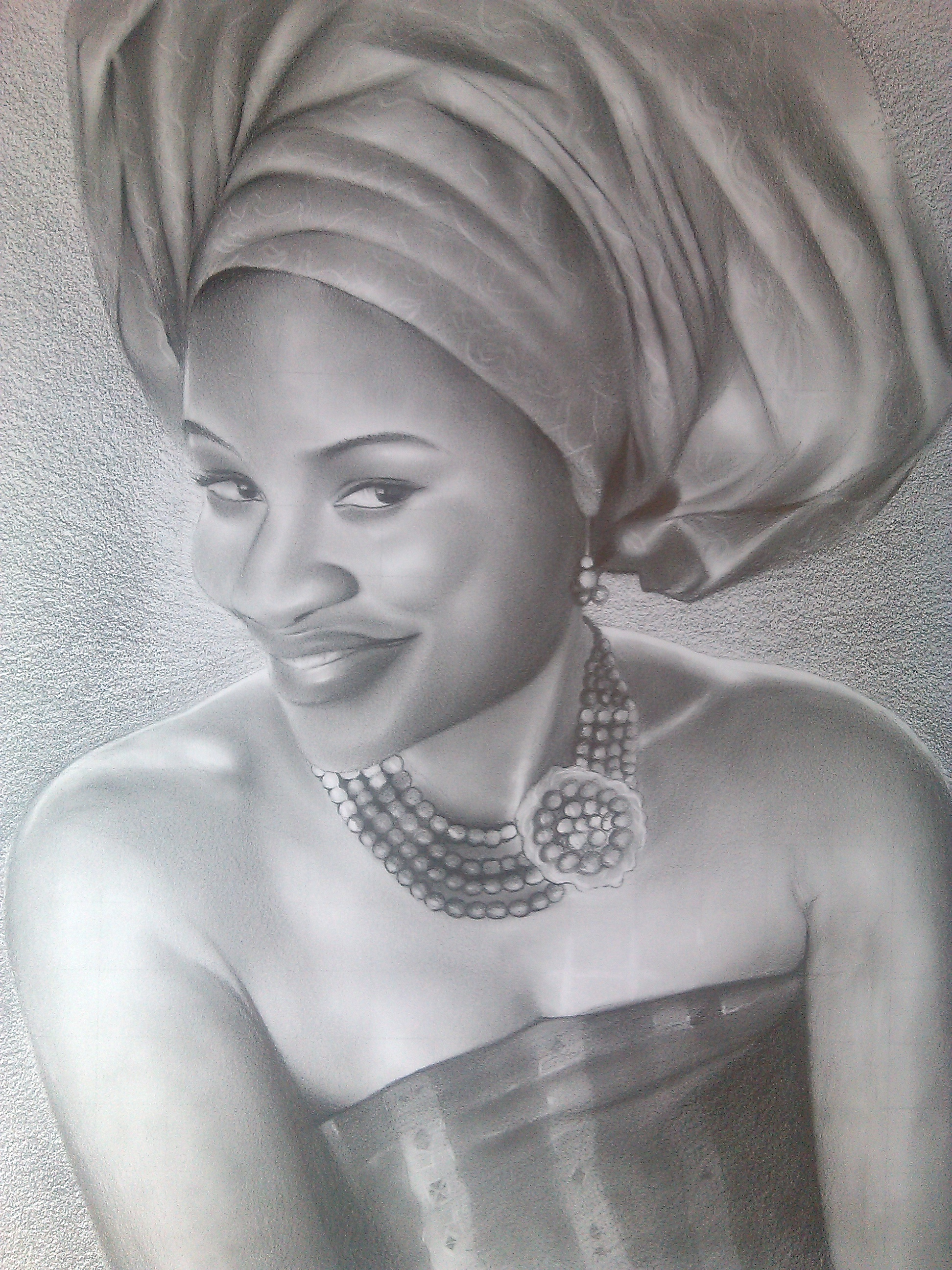 Drawings by Cliff Agba