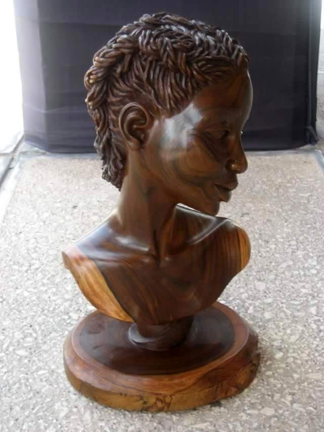 Sculptures wood - Conard Stone