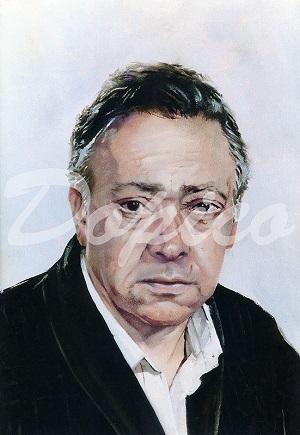 Artist Jose Castro Dopico