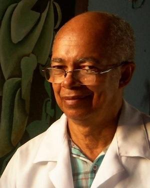 Artist Orlando Rafael Dos Santos