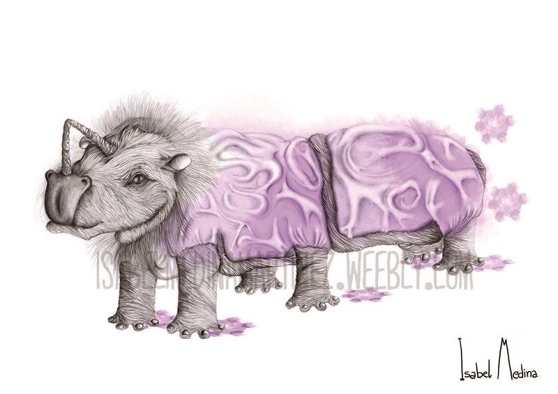 Illustrations by Isabel Medina