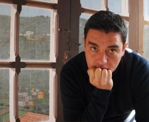 Artist Alejandro Fajardo