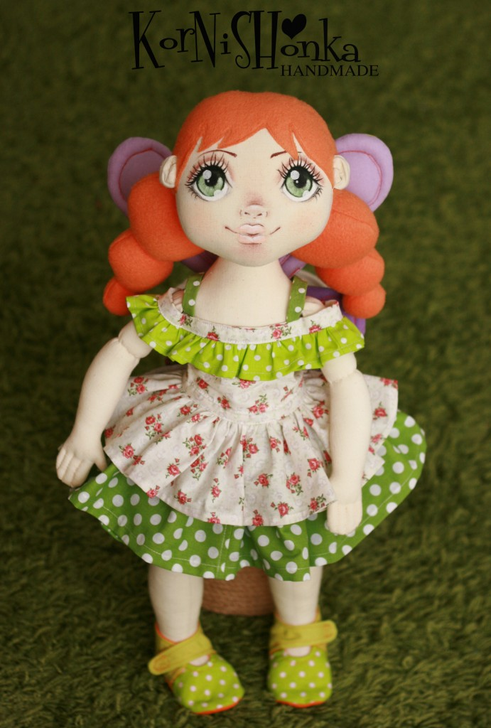 Handmade dolls Korneliya Haralanova