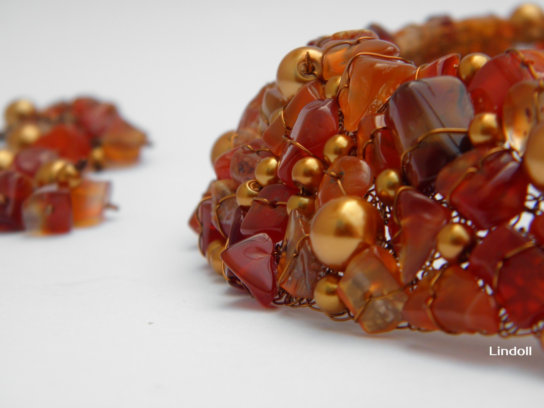Handmade jewelry by Konstantina Velikova
