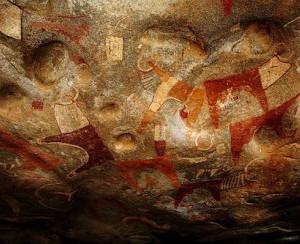 Cave art Laas Geel