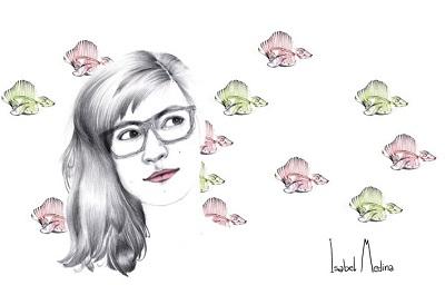 Artist Isabel Medina